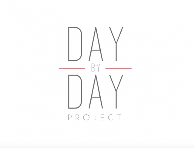 Day by Day / Jade van den Hout
